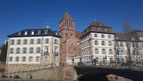 Viaje a Estrasburgo Imagen de archivo