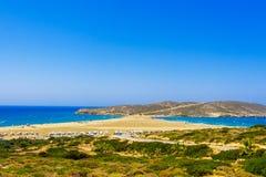 Viaje 2015, isla de Grecia de Rhodos, Imágenes de archivo libres de regalías
