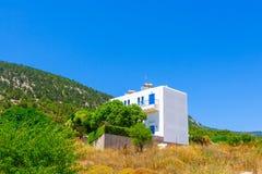 Viaje 2015, isla de Grecia de Rhodos Imagen de archivo libre de regalías