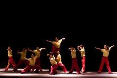 Viaje italiano de los héroes 2010 de Kung Fu Fotos de archivo
