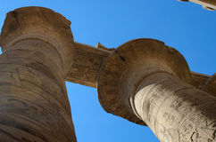 Viaje a Karnak Fotos de archivo