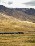 Viaje a las montañas Imágenes de archivo libres de regalías