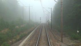 Viaje misterioso del ferrocarril metrajes