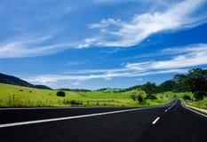 Viaje por carretera Imagen de archivo
