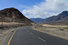Viaje por carretera Fotografía de archivo