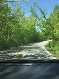 Viaje por carretera Imágenes de archivo libres de regalías