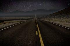 Viaje por carretera americano imagen de archivo