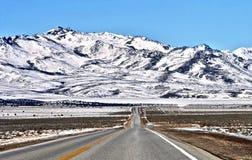 Viaje por carretera a California imagenes de archivo