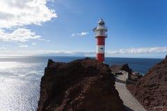 Viaje por carretera de la costa en Tenerife Fotos de archivo