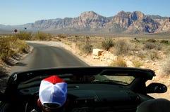 Viaje por carretera del verano Imagen de archivo libre de regalías