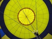 Viaje por un globo Imagen de archivo