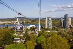 Viaje Portland Oregon imagen de archivo libre de regalías