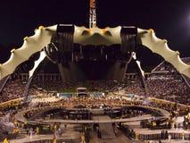 Viaje U2 360 fotografía de archivo