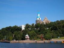Viaje a Valaam Imágenes de archivo libres de regalías