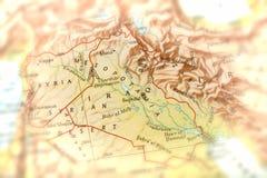Viajero centrado en Mesopotamia fotos de archivo