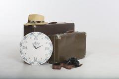 Viajero del tiempo Fotos de archivo libres de regalías