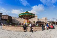 Vialand park tematyczny Zdjęcia Royalty Free