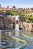Vialand park tematyczny Zdjęcie Stock