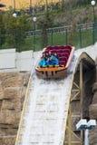 Vialand rozrywki o temacie park rozrywki Obraz Royalty Free