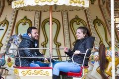 Vialand rozrywki o temacie park rozrywki Obrazy Royalty Free