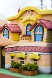 Vialand rozrywki o temacie park rozrywki Zdjęcia Stock