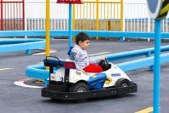 Vialand themed entertainment amusement park Stock Photo