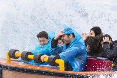 Vialand themed entertainment amusement park Stock Photos