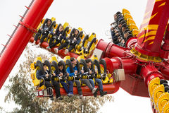 Vialand themed entertainment amusement park Royalty Free Stock Photos