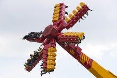 Vialand themed entertainment amusement park Stock Photography