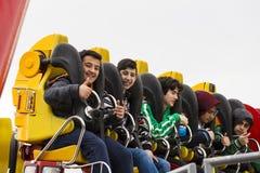 Vialand themed entertainment amusement park Stock Image