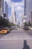 Viale del Michigan, Chicago del centro, IL Fotografia Stock Libera da Diritti