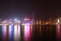 Viale delle stelle, kong di Tsim Sha Tsui Hong Immagine Stock Libera da Diritti