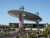 Viale di modo di Las Vegas Fotografia Stock