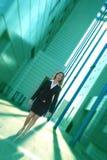 Viale di successo Fotografia Stock