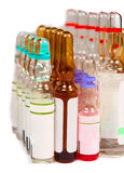 Vials Royalty Free Stock Image