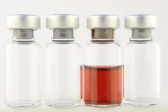 Vials Stock Photo