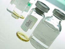 Vials Stock Images