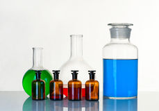 Vials Royalty Free Stock Images