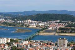 Viana делает Castelo Стоковые Изображения RF