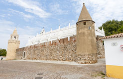 Viana do Alentejo Castle Stock Photography