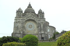 Viana do Castelo church Stock Photos