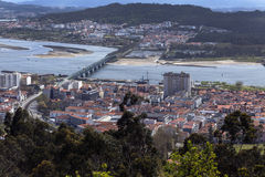 Viana do Castelo - Portugal Royalty Free Stock Photography