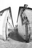 Viana do Castelo street stock photo