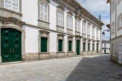 Viana doet Castelo, Portugal Royalty-vrije Stock Fotografie