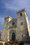 Viana doet Kathedraal Castelo royalty-vrije stock fotografie
