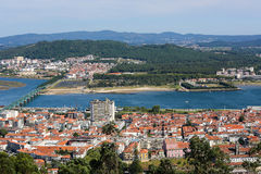 Viana faz Castelo Imagem de Stock