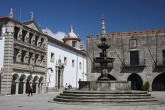 Viana faz Castelo Fotografia de Stock Royalty Free