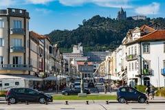 Viana faz Castelo Fotografia de Stock