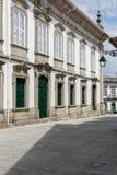 Viana faz Castelo, Portugal Imagens de Stock Royalty Free