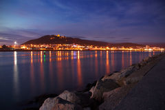 Viana font Castelo Images libres de droits